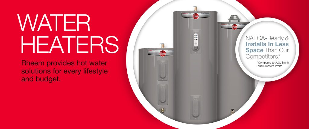 Rheem Water Heaters 317-784-1870